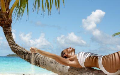 ACELERADOR DEL BRONCEADO: Aromaterapia Científica para cuidarte al sol