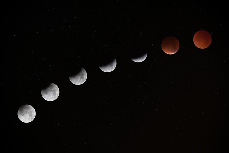 Depuración con la Luna Llena