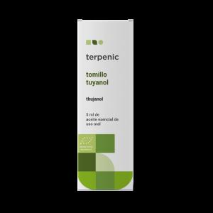 Aceite Esencial de Tomillo linalool.