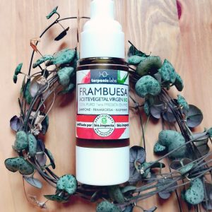 aceite virgen de frambuesa Terpenic