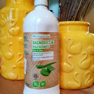 gel de ducha de aloe y oliva greenatural 1 litro