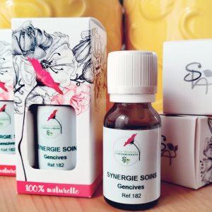 aceites esenciales para el cuidado de las encías S.P.A.
