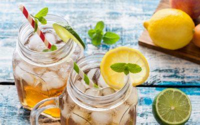 4 Bebidas espectaculares para el verano.