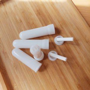 inhalador nasal vacío para aceites esenciales