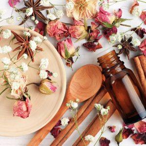 aceites esenciales para el hogar